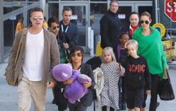 Brad Pitt không bị FBI điều tra hành hung con trai