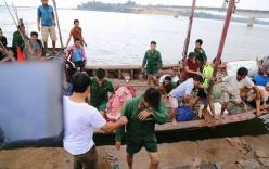 Chìm tàu ở khu vực đảo Cồn Cỏ, một nạn nhân tử vong