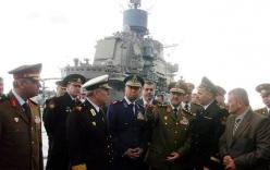 Nga mở căn cứ hải quân thường trực ở Syria