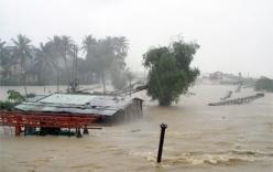 Cảnh báo lũ khẩn cấp từ Hà Tĩnh đến Quảng Trị