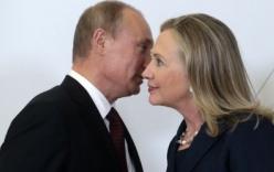 Rò rỉ tài liệu cho thấy Clinton từng dành lời có cánh cho Putin