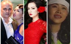 Hôn nhân cay đắng của 3 mỹ nhân Việt lấy chồng ngoại quốc