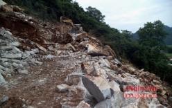 Sập mỏ khai thác đá, 3 người chết thảm