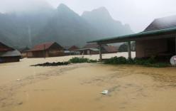 Xót xa cảnh Hà Tĩnh hoang tàn sau mưa lũ