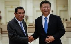 Trung Quốc hỗ trợ Campuchia hiện đại hóa quân đội
