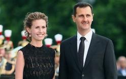 Đệ nhất phu nhân Syria quyết ở lại đất nước, sát cánh cùng chồng