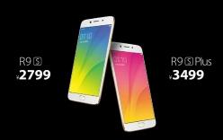 Oppo R9s và R9s Plus ra mắt với giá từ 410USD