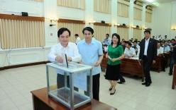 Các trường ĐH, Bộ GD-ĐT ủng hộ miền Trung hơn 750 triệu đồng