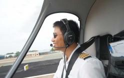 Đại úy Dương Lê Minh là con của người phi công anh hùng