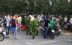 Nam thanh niên chết trong tư thế treo cổ ở bãi biển Đà Nẵng