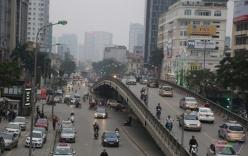 Gia cường cầu vượt, Hà Nội cấm taxi hoạt động một số tuyến đường