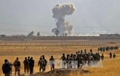 IS bắt 550 gia đình tại Mosul làm lá chắn sống