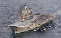 Nga huy động hải quân lớn nhất từ sau Chiến tranh lạnh cho cuộc chiến Syria