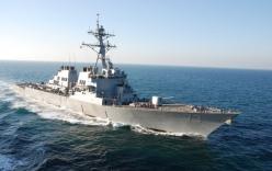 Tàu chiến Mỹ tuần tra gần Hoàng Sa khiến Trung Quốc hậm hực