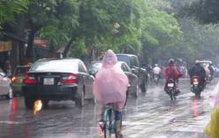 Dự báo thời tiết ngày 23/10: cả nước xuất hiện mưa giông, riêng Hà Nội nắng nhẹ