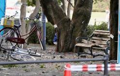 Hai vụ nổ lớn xảy ra liên tiếp tại công viên Nhật Bản, nghi đánh bom liều chết