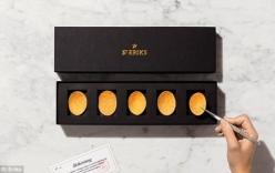 Bim bim khoai tây đắt nhất thế giới có giá 250.000 đồng/miếng