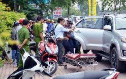 Người đàn ông nước ngoài chết trong ô tô ở Sài Gòn