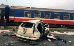 Vụ tàu hỏa đâm ô tô 5 người chết tại Hà Nội: Danh tính nạn nhân