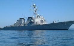 Tàu khu trục Mỹ hoạt động gần Hoàng Sa: Bộ Ngoại giao lên tiếng
