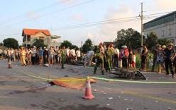 Tin TNGT mới nhất ngày 25/10: Truy tìm xe tải cán 3 người thương vong