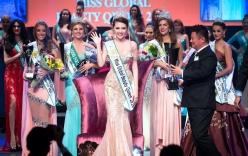 Sự thật về cuộc thi Nữ hoàng sắc đẹp toàn cầu Ngọc Duyên đăng quang