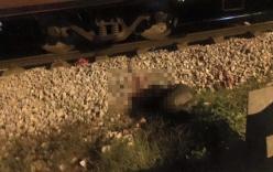 Tai nạn thương tâm: Băng qua đường sắt, thanh niên bị tàu hỏa đâm tử vong