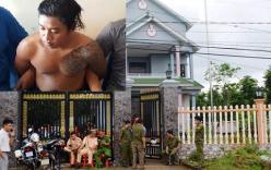 Bắt nghi phạm sát hại vợ, con Trưởng ban dân vận huyện trong biệt thự