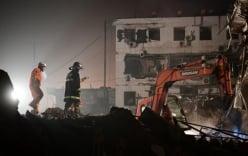 Trung Quốc bắt 3 nghi phạm gây nổ khiến hơn 160 người thương vong