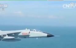 Video: Tiêm kích bom Trung Quốc diễn tập gần đảo Hải Nam