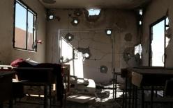 Không kích trúng trường học Syria, hơn 20 học sinh thiệt mạng