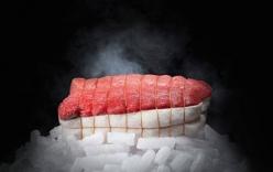 Kỳ công như món thịt bò 72 triệu đồng đắt hơn cả bò Kobe