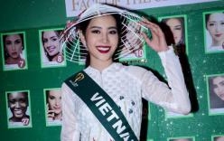 Nhìn lại hành trình của Nam Em tại Miss Earth 2016