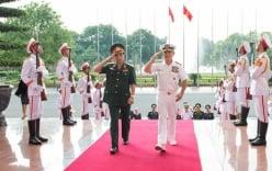 Tư lệnh Mỹ cam kết nâng cao năng lực hàng hải cho Việt Nam