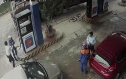 Kết luận vụ khách hàng nam đánh nữ nhân viên cây xăng