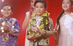 Trịnh Nhật Minh - trò cưng Đông Nhi trở thành quán quân Giọng hát Việt nhí 2016