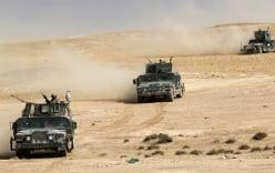 Hàng chục nghìn dân thường bị IS dồn ra chiến tuyến làm lá chắn sống