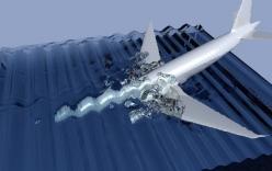 MH370 rơi không kiểm soát