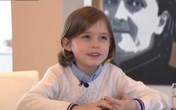 Thần đồng người Bỉ học dự bị đại học khi mới 6 tuổi
