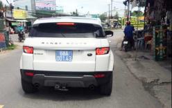 Từ vụ xe Range Rover biển xanh: Cho mượn xe tang vật có đúng luật?