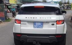 Lãnh đạo tỉnh mượn Range Rover biển xanh