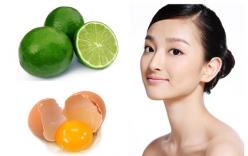 3 cách làm đẹp với lòng đỏ trứng gà cho các loại da