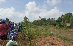 Phát hiện thi thể người đàn ông Campuchia bên bờ kênh