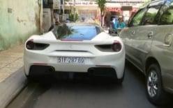 Siêu xe Ferrari 488 GTB của Cường Đô la len lỏi giữa Sài Gòn hút mọi ánh nhìn