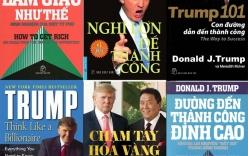 Top 3 cuốn sách không thể không đọc của Tổng thống Mỹ Donald Trump
