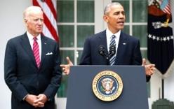 Obama: Dân Mỹ hãy cho Trump cơ hội