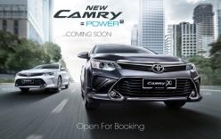 Toyota Camry nâng cấp 2016 ra mắt, giá 778 triệu đồng