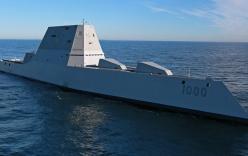 Chuyên gia Nga: Khu trục hạm tàng hình Mỹ chỉ là