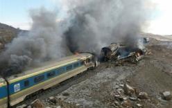 Thứ trưởng Bộ Giao thông Iran từ chức vì vụ tai nạn tàu thảm khốc