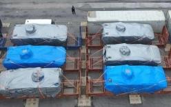 Trung Quốc cảnh báo Singapore sau vụ 9 xe bọc thép bị bắt giữ